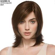 Casino More Lace Front Monofilament Wig by Ellen Wille
