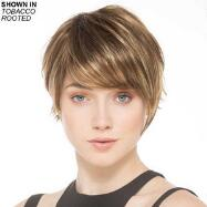 Sky Monofilament Wig by Ellen Wille
