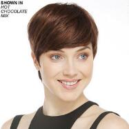 Space Monofilament Wig by Ellen Wille