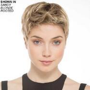 Risk Lace Front Monofilament Wig by Ellen Wille