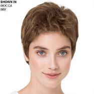 Risk Comfort Lace Front Monofilament Wig by Ellen Wille
