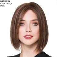 Gloss Remy Human Hair Lace Front Wig by Ellen Wille