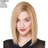 Trinity Plus Remy Human Hair Lace Front Wig by Ellen Wille