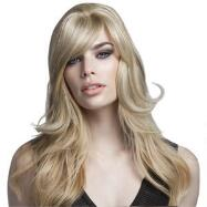 Feather Light Fringe Clip-In Hairpiece by Tabatha Coffey™ LUXHAIR™ HOW™