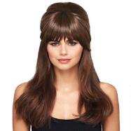 Clip-In Bangs Hairpiece by Daisy Fuentes™ LUXHAIR™ WOW™
