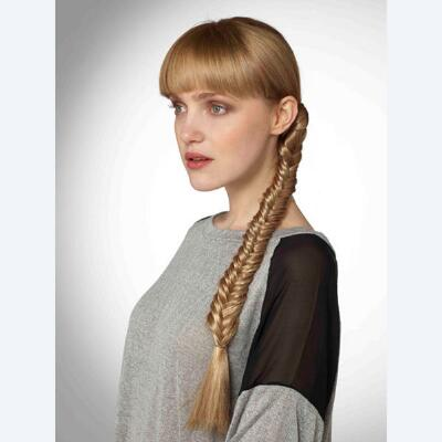 Fishtail Plait by Hothair