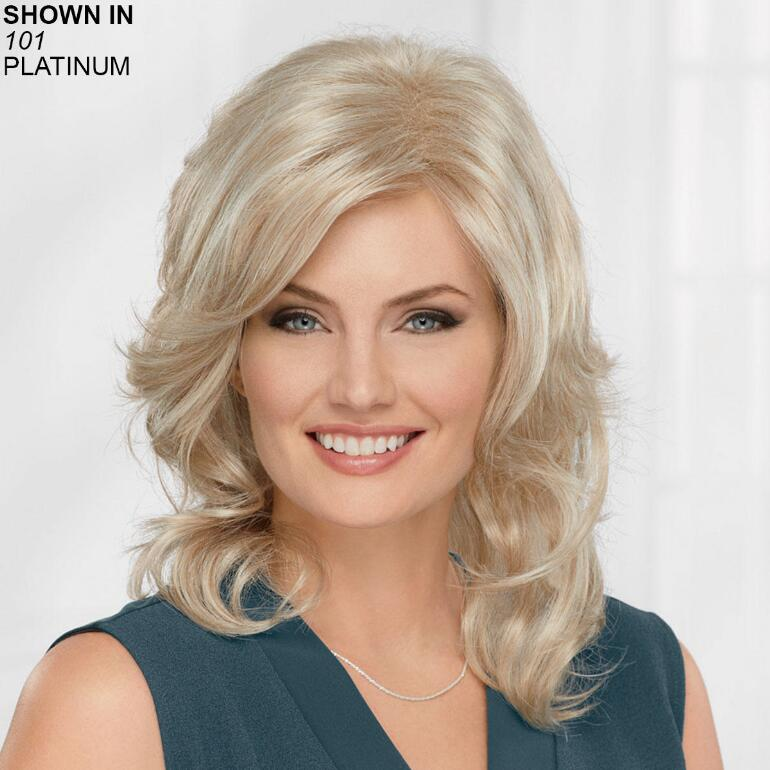 Cecilia Lace Front Wig by Paula Young®