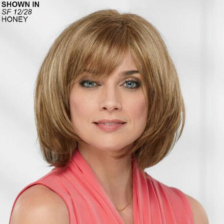 Hazel WhisperLite® Wig by Paula Young®