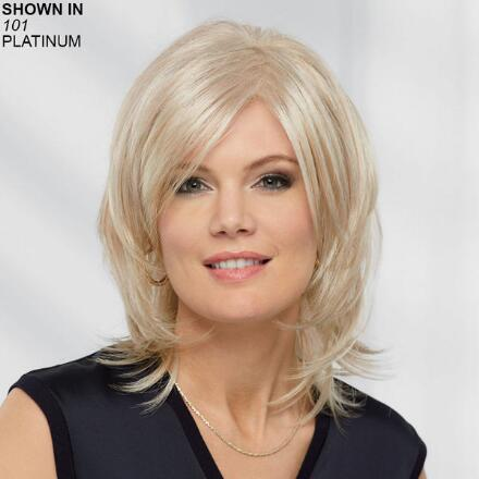 Lilith WhisperLite® Monofilament Wig by Paula Young®