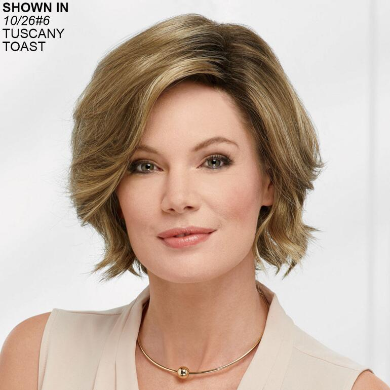 Justina WhisperLite® Wig by Paula Young®