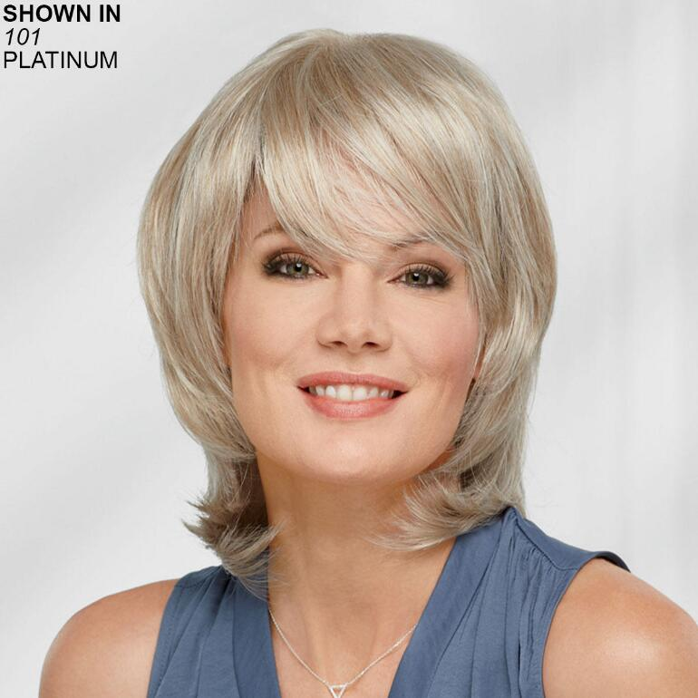 Lilac WhisperLite® Wig by Paula Young®