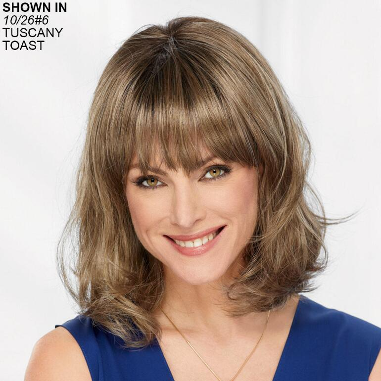 Maeve WhisperLite® Wig by Paula Young®
