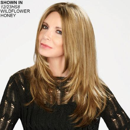 Beverly Hills Lace Front Monofilament Wig by Jaclyn Smith