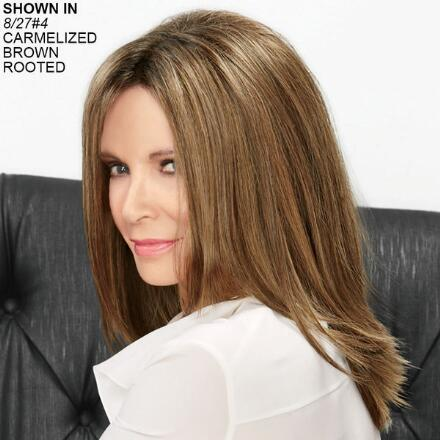 Starlette Monofilament Wig by Jaclyn Smith