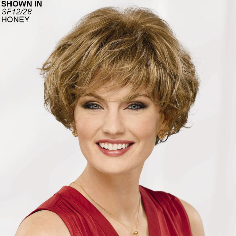 Georgie WhisperLite® Wig by Paula Young®