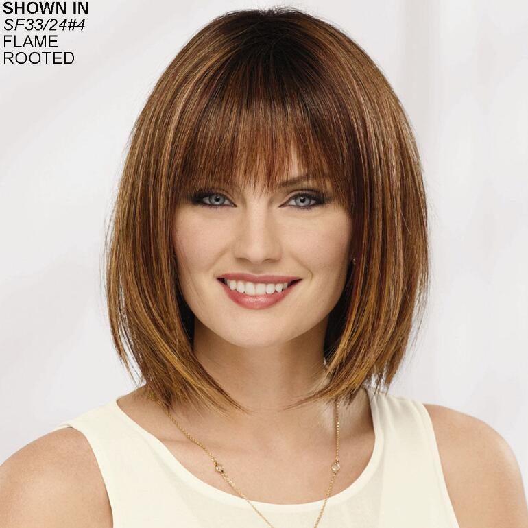 Dahlia VersaFiber® Wig by Paula Young®