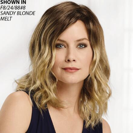 Modern Beachy WhisperLite® Wig by Synergy Collection