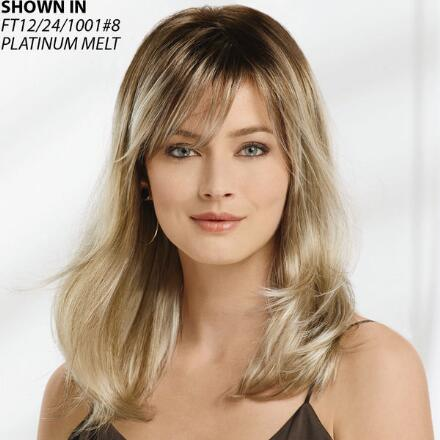 Long & Layered WhisperLite® Wig by Synergy Collection