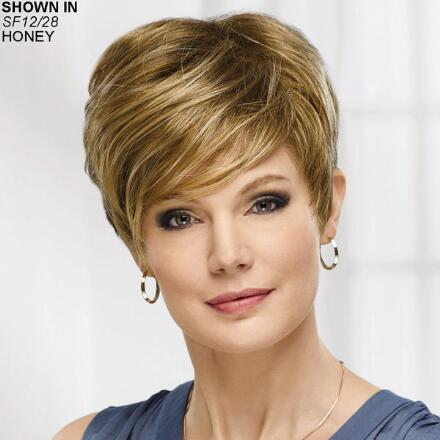 Brynlee WhisperLite® Monofilament Wig by Paula Young®