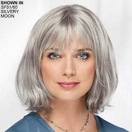 Logan WhisperLite® Monofilament Wig by Paula Young®
