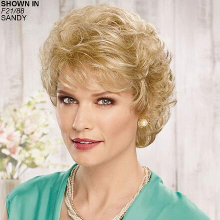 Color Closeout Trisha WhisperLite® Wig by Paula Young®