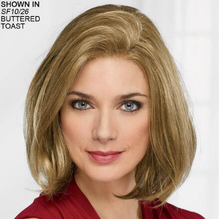 Luna Lace Front WhisperLite® Wig by Paula Young®