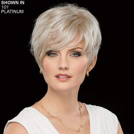 Sheer Obsession Hand-Tied WhisperLite® Wig by Couture Collection