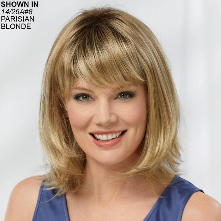 Saylor WhisperLite Wig by Paula Young®