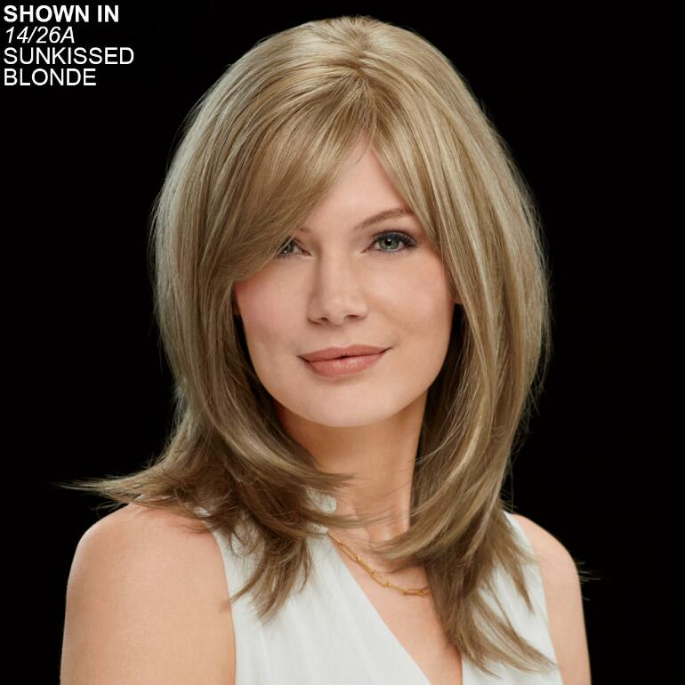 Sheer Royalty Hand-Tied WhisperLite® Wig by Couture Collection