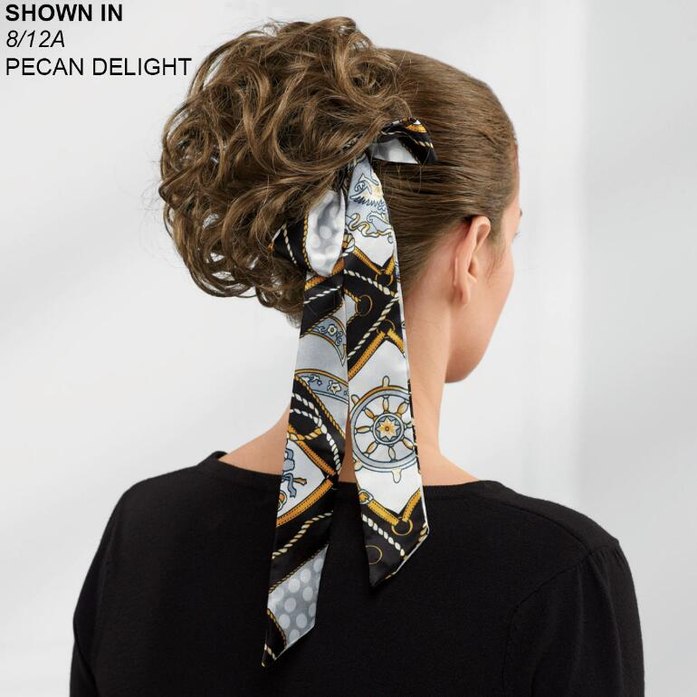 Curly Wrap with Scarf Hair Piece by Paula Young®