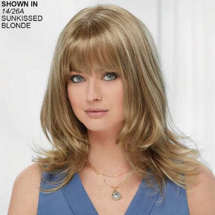 Indie WhisperLite® Wig by Paula Young®