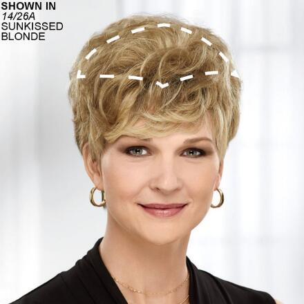Lite Touch Wiglet Hair Piece by Paula Young®