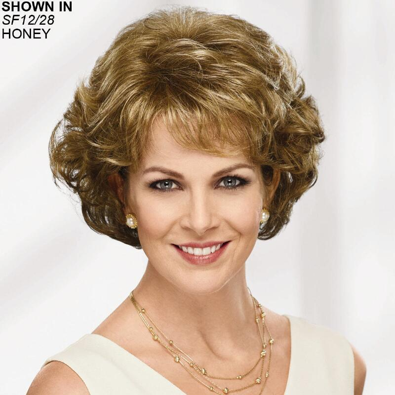 Vienna Wig By Paula Young Brunette Wigs Wigs Paula Young