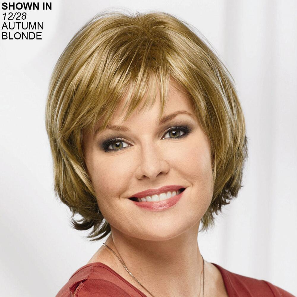 Cu cute bob hairstyles for women over 50 - Meg Whisperlite Wig By Paula Young