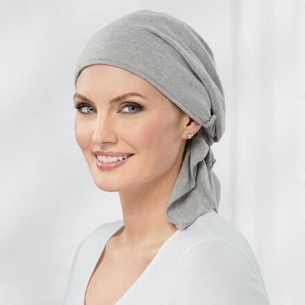 Turban with Ties