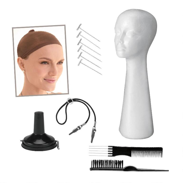 Tall Wig Styling Kit