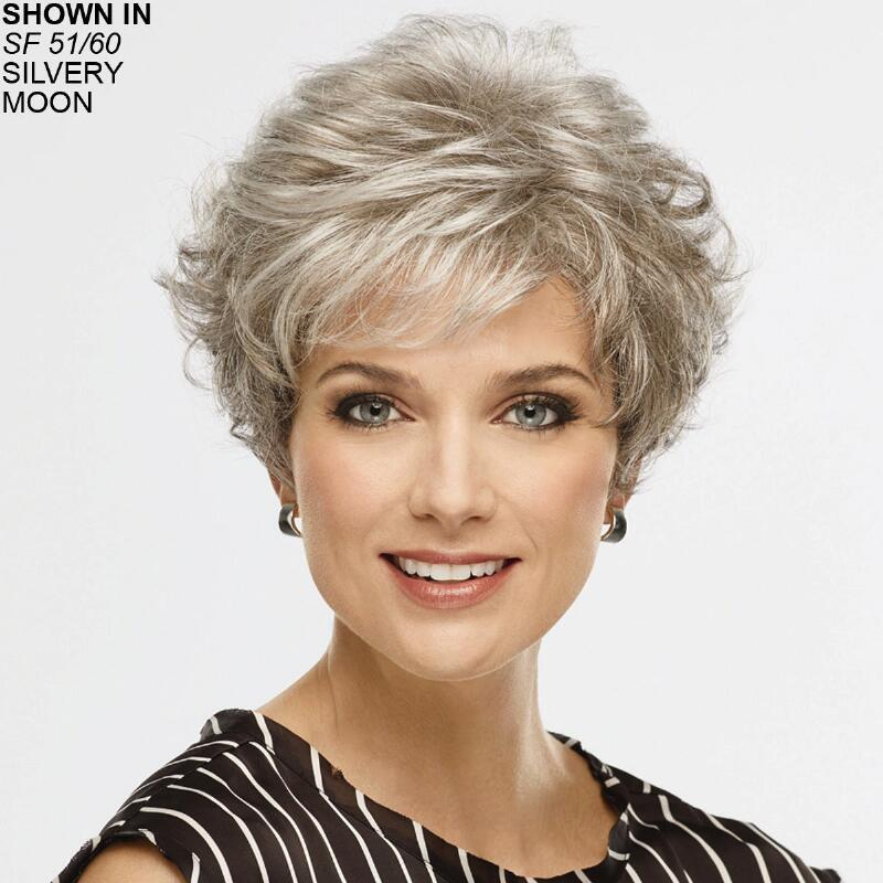 Celebrity Whisperlite 174 Wig By Paula Young 174 Brunette Wigs