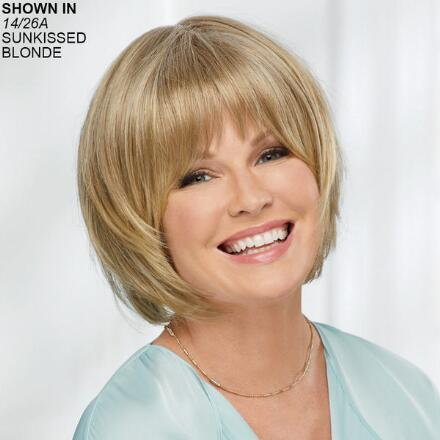 Bebe WhisperLite® Monofilament Wig by Paula Young®
