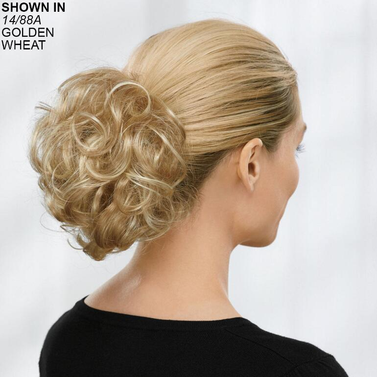 Wavy Clip-On Hair Piece by Paula Young®