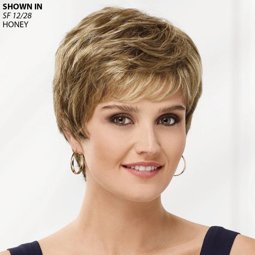 Blonde Hair Wigs Assorted Styles Wig Brands In Blonde Paula Young