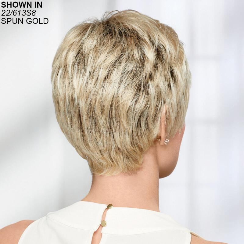 Casey Whisperlite Wig By Paula Young Is A Layered Pixie