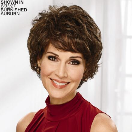 Danica Human Hair Blend Wig by Wigs For Women®