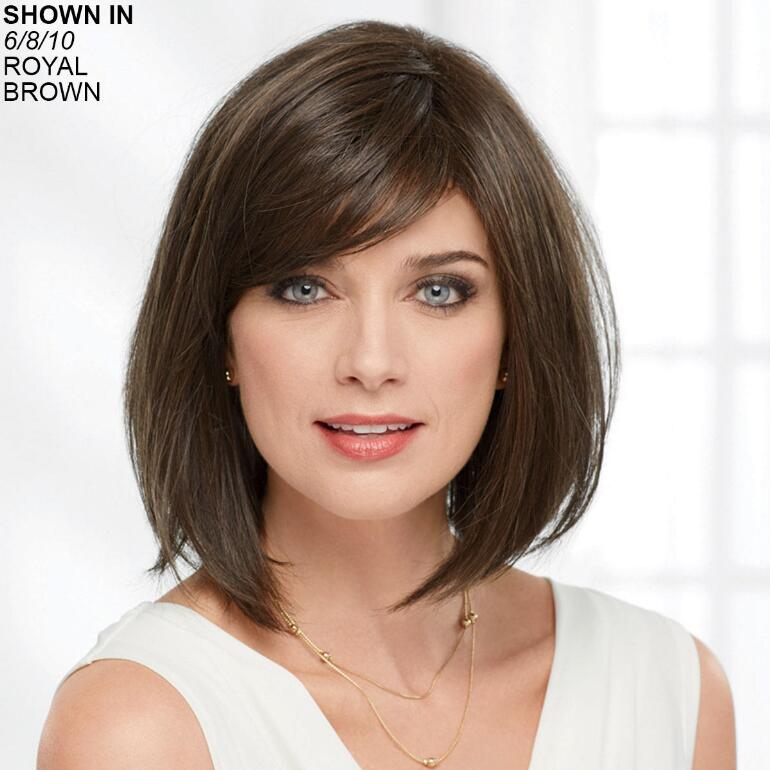 Heather VersaFiber® Wig by Paula Young®