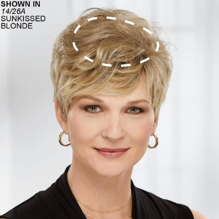 Delicate Touch Wiglet Hair Piece by Paula Young®