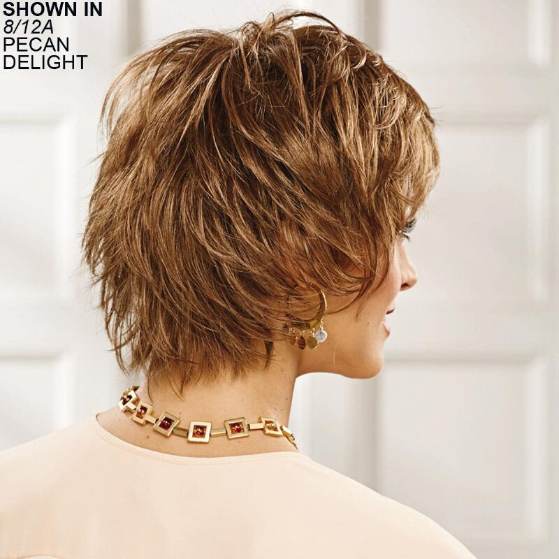 Ryan Whisperlite Wig By Paula Young Is Short Breathable Paula Young