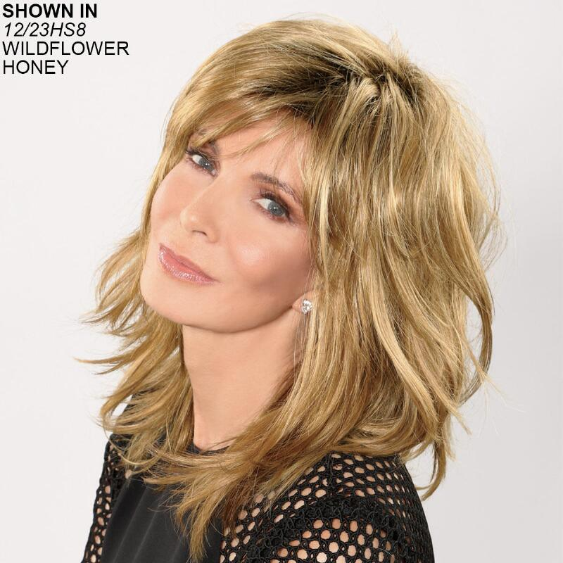 The Kris Wig By Jaclyn Smith Is A Sleek Straight Cut Paula Young