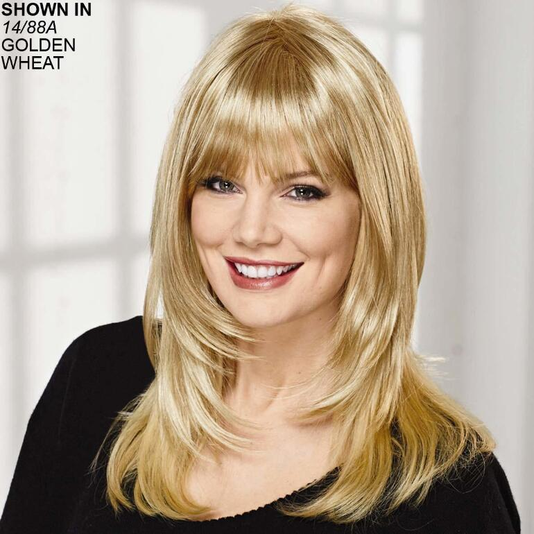 Long-Length WhisperLite® Topper Hair Piece by Paula Young®