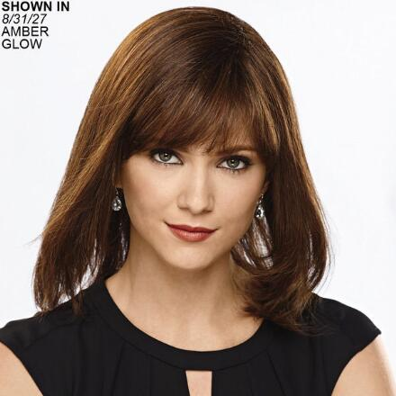 Cosmopolitan 100% Human Hair Wig by Wigs For Women®