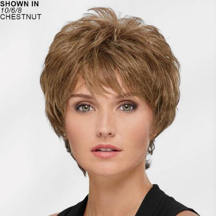 Manhattan 100% Human Hair Wig by Wigs For Women®