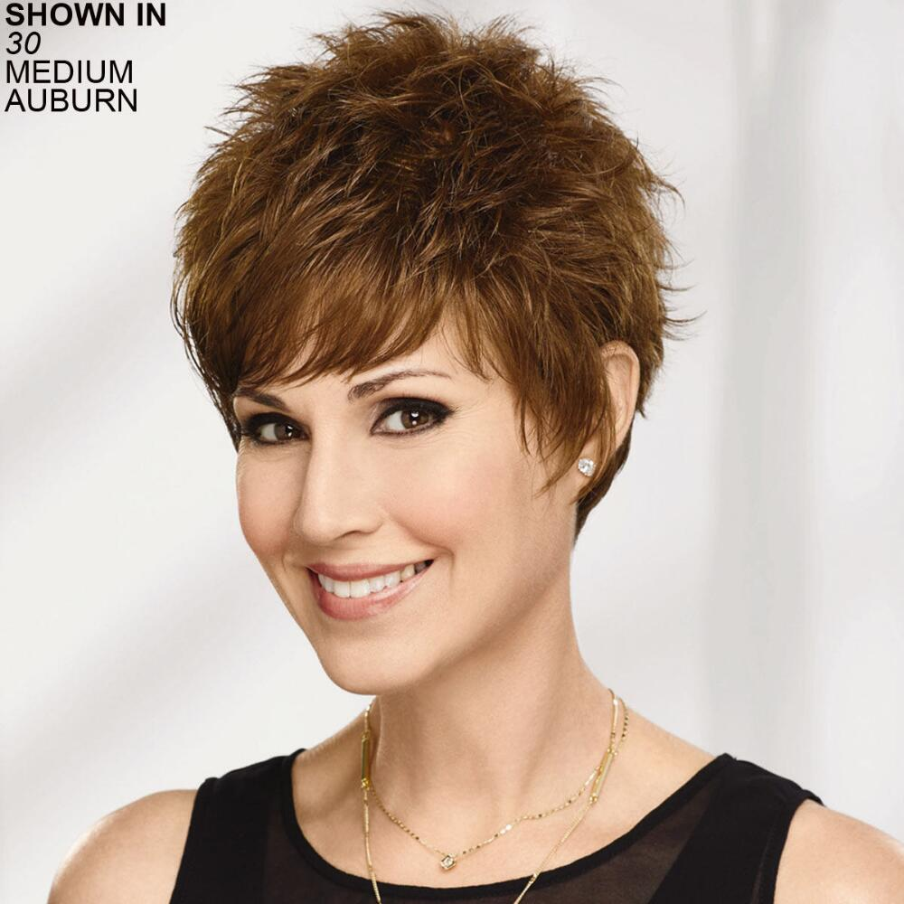 Short Pixie Cut Wigs Chic Cropped Wig Styles For Women Paula Young